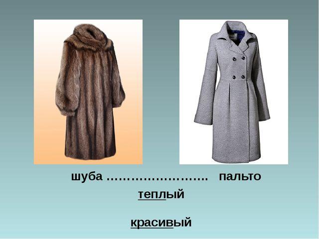 шуба ……………………. пальто теплый красивый