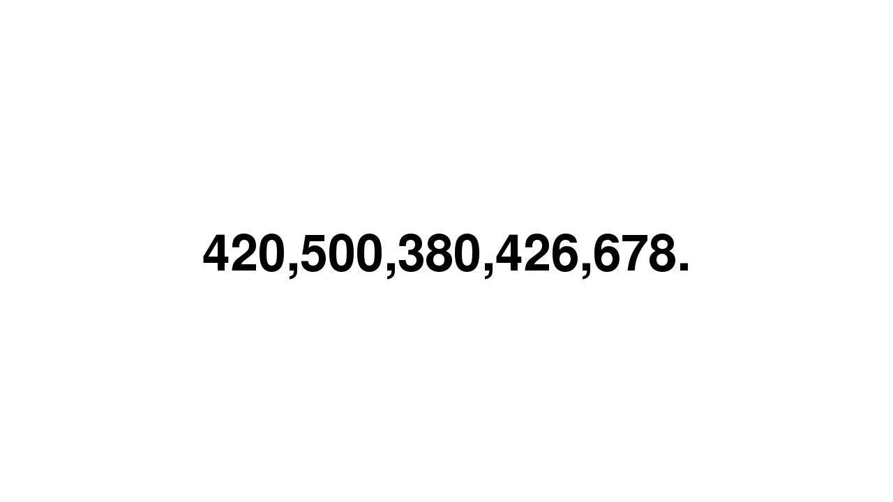 420,500,380,426,678.