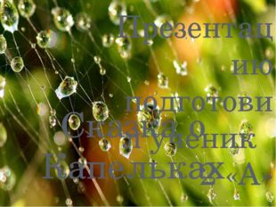 Презентацию подготовил ученик 2 «А» класса Гимназии №3 Жаров Егор Классный ру