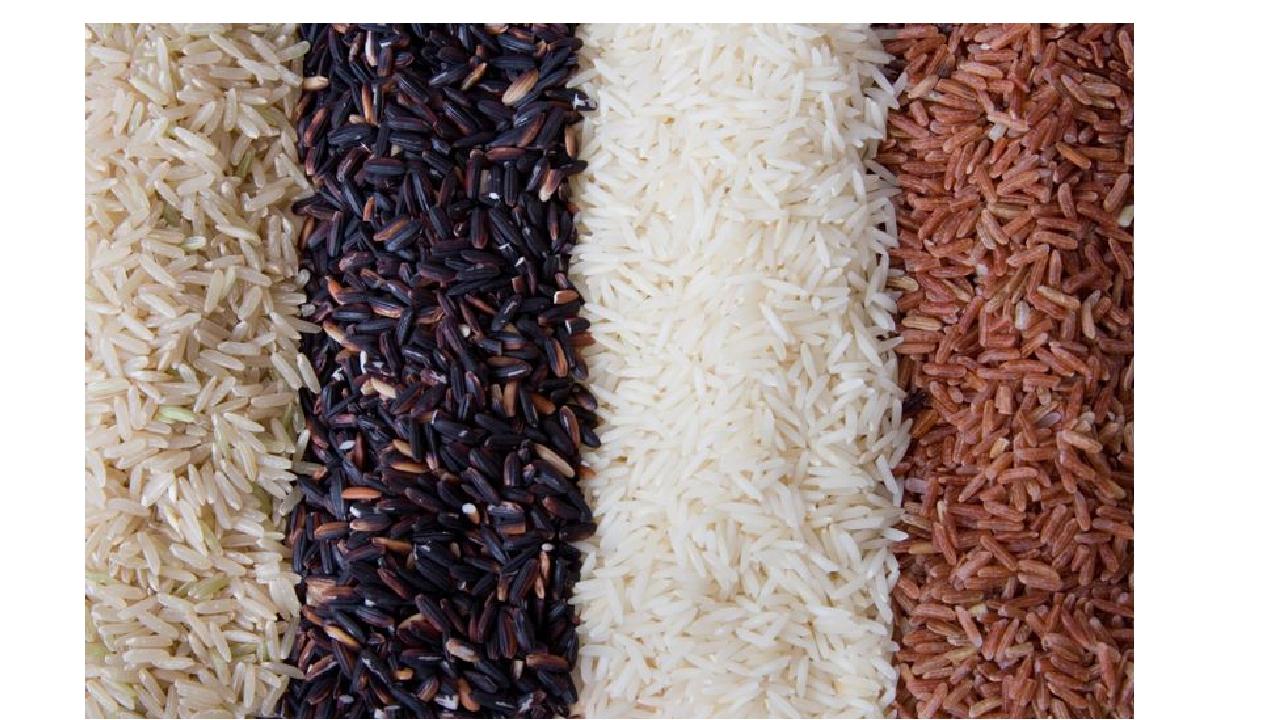 Черный рис для похудения