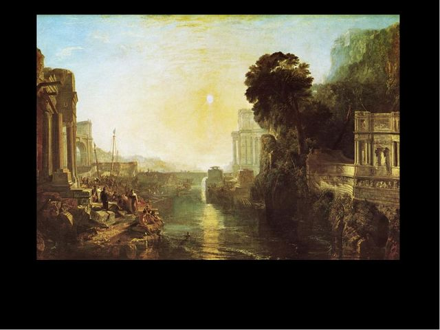 Dido building Carthage, or The Rise of the Carthaginian Empire