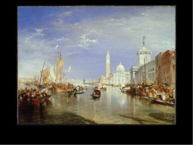 Venice: The Dogana and San Giorgio Maggiore