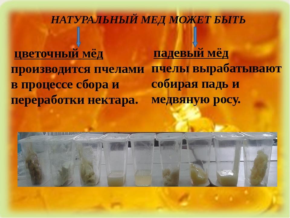 цветочный мёд производится пчелами в процессе сбора и переработки нектара. п...