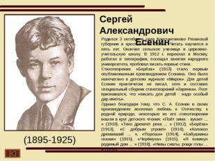 Родился 11 сентября в Новгороде в семье преподавателя математики и пианистки.