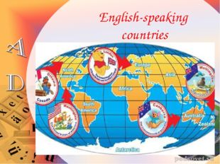 English-speaking countries