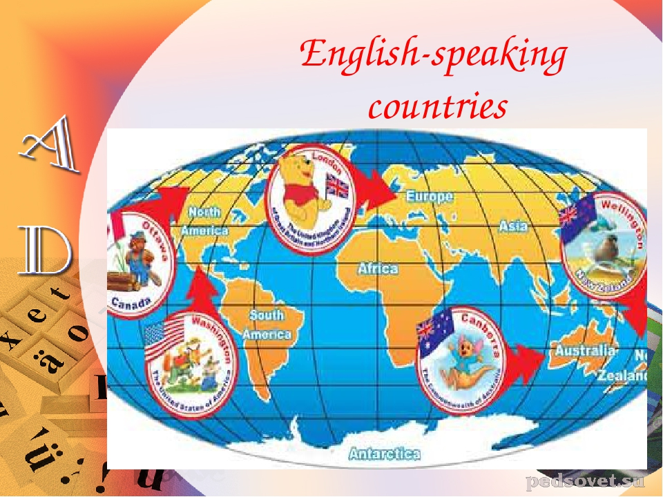 english speaking countries Learn country, capital city, flag and language spoken - speak english, learn english, - duration: 3:01 esl and popular culture 64,455 views.