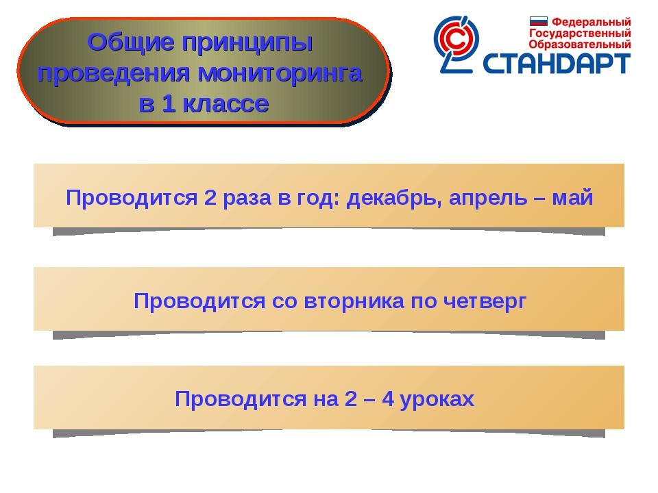 Проводится 2 раза в год: декабрь, апрель – май Проводится со вторника по четв...