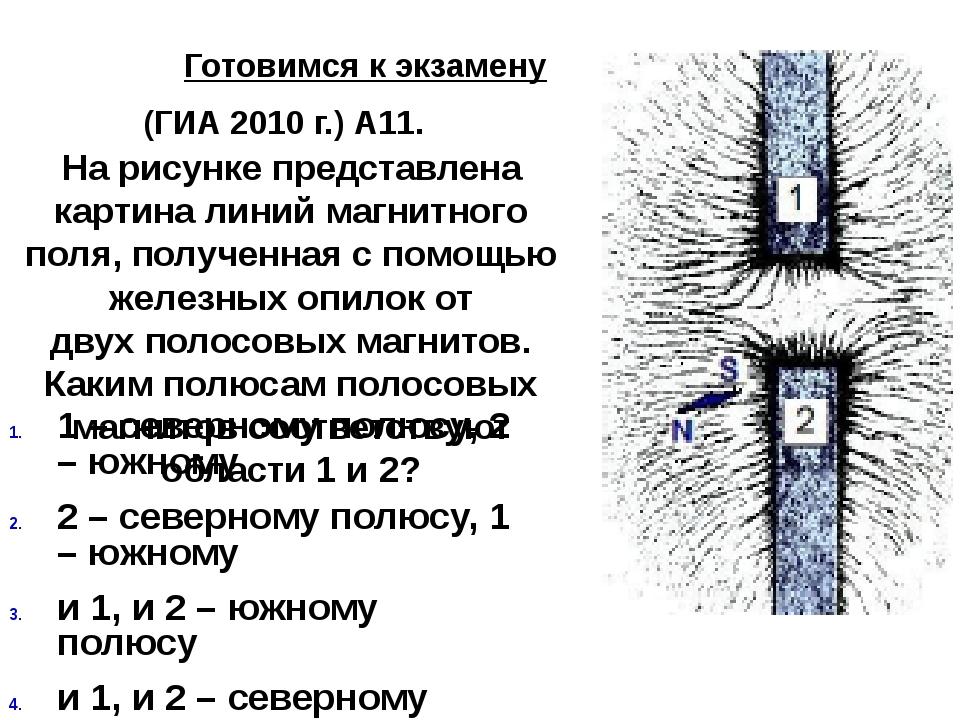 Готовимся к экзамену (ГИА 2010 г.) А11. На рисунке представлена картина лини...
