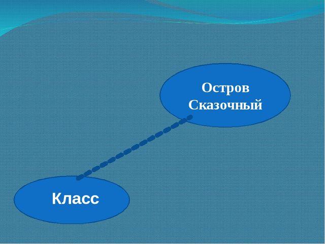 Остров Сказочный