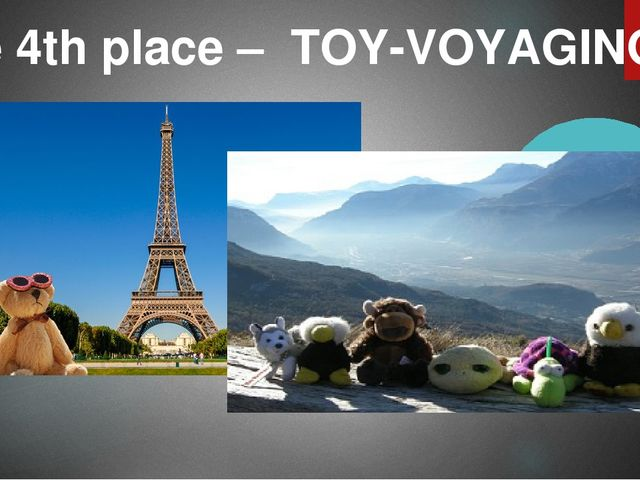 The 4th place – TOY-VOYAGING