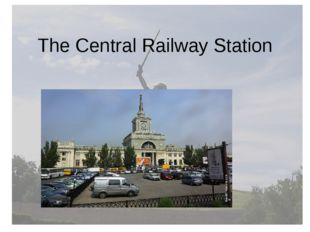 The Central Railway Station