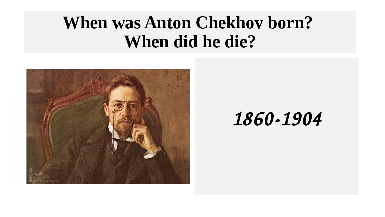 the bet by anton chekhov essay