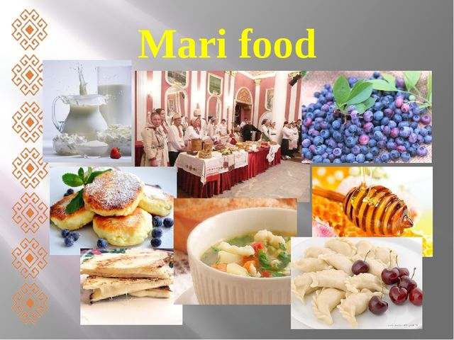 Mari food