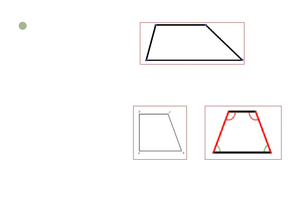 A trapezoid has only one pair of parallel sides. There are only two types of...