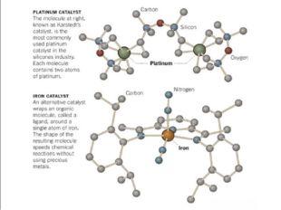 Химические свойства платины По химическим свойствам платина похожа напаллади