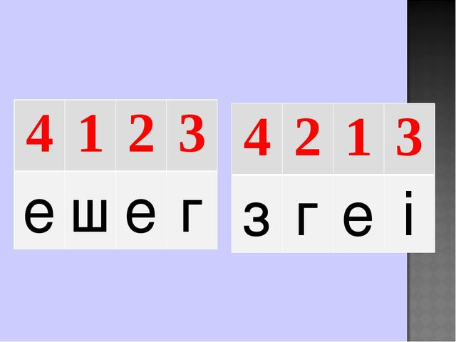 4123 ешег 4213 згеі