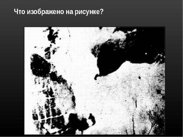 Что изображено на рисунке?