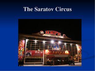 The Saratov Circus