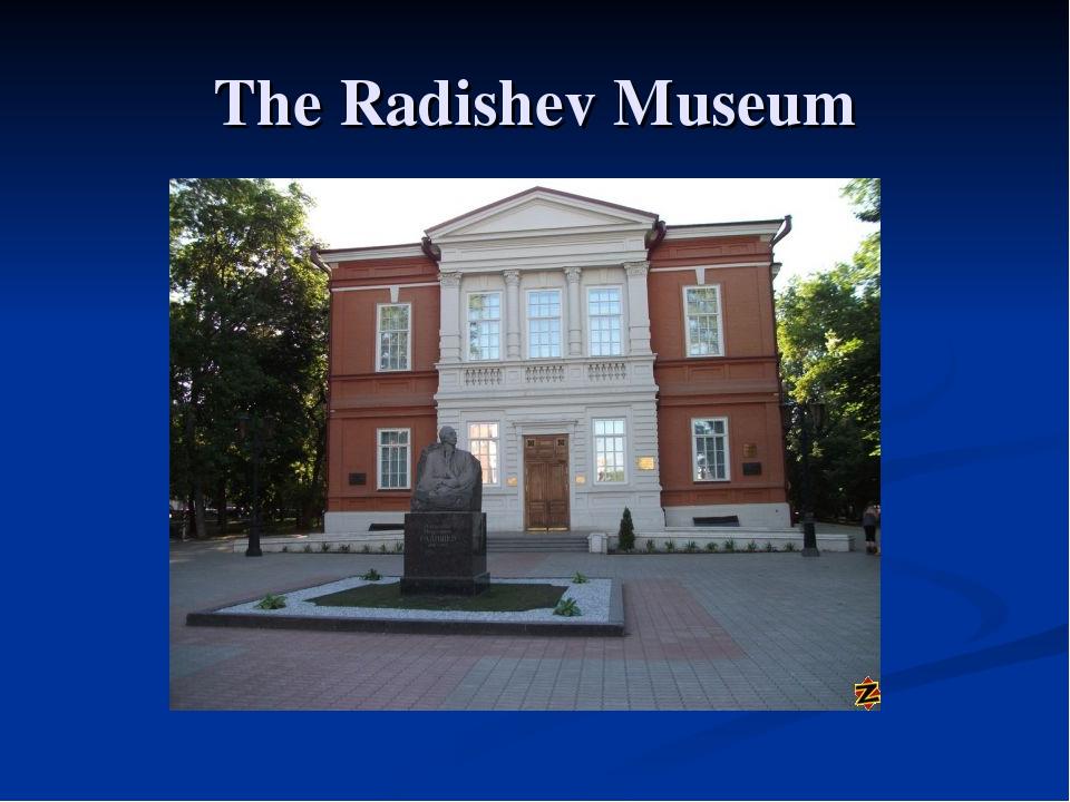 The Radishev Museum