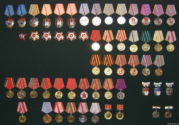 Чистка медалей и орденов своими руками 48