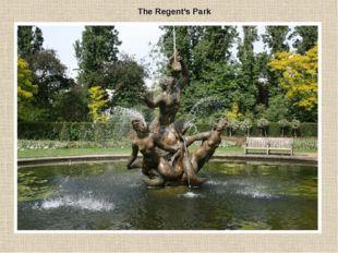 The Regent's Park