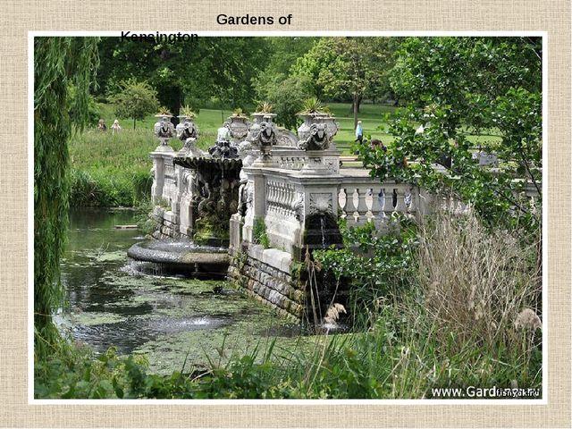 Gardens of Kensington