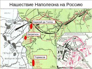 Нашествие Наполеона на Россию