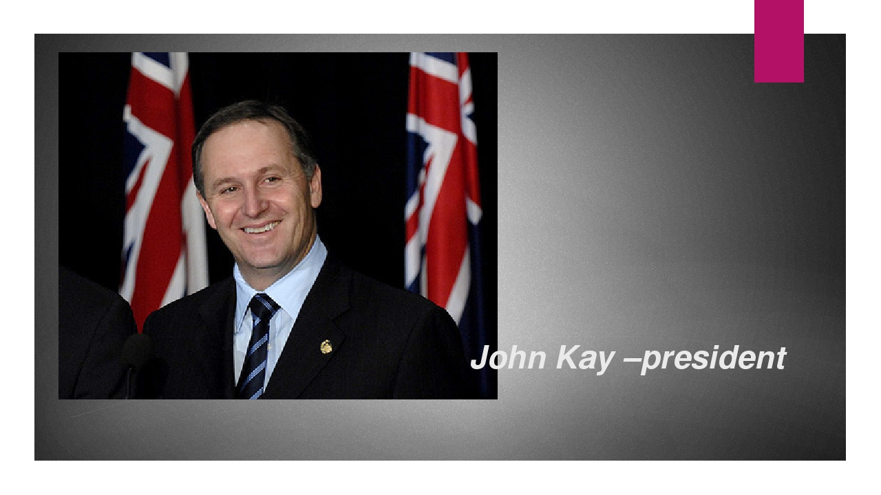 John Kay –president