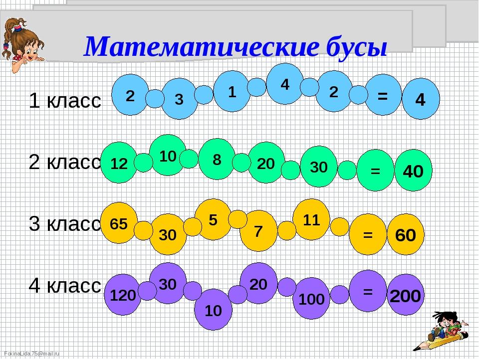 Тема мастер класса по математике
