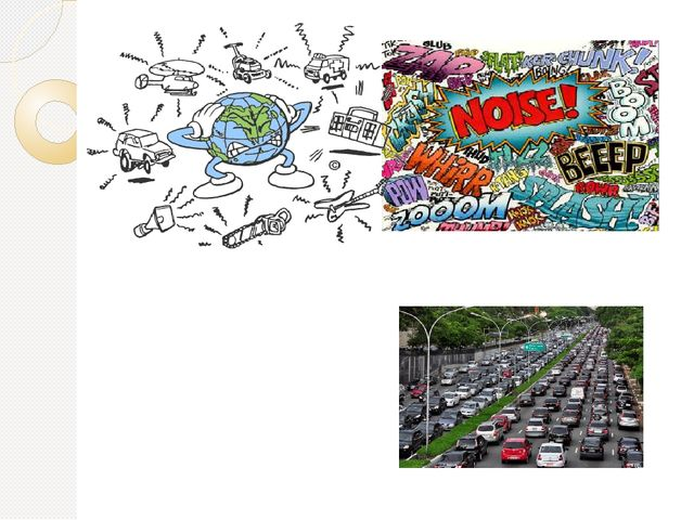 NOISE POLLUTION TRAFFIC JAMS