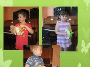 Дидактическая игра «Веселые ритмы»