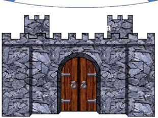 Замок пирата