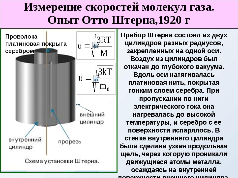 термобелье измерение скорости молекул газа условиях повышенной
