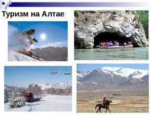 Туризм на Алтае