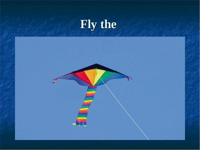 Fly the