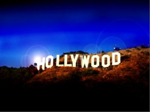 Los Angeles became the world capital of film industry. But more than 100 year
