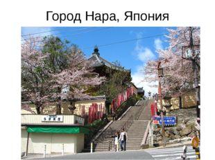 Город Нара, Япония