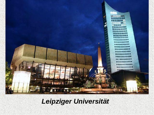 Leipziger Universität