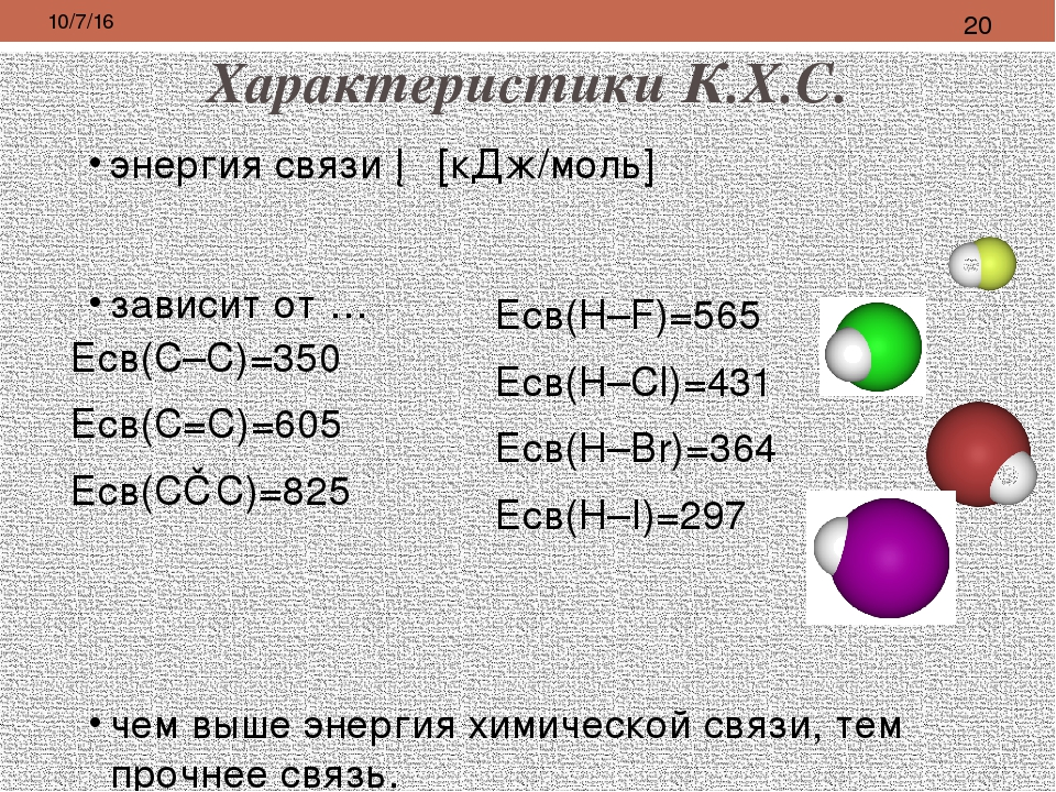 Свойства К.С. насыщаемость: направленность (связана с теорией гибридизации эл...