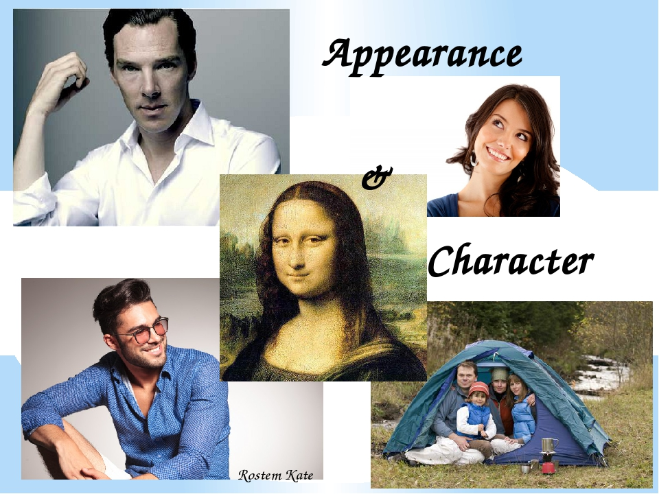 Appearance & Character Rostem Kate