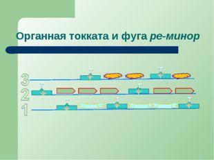 Органная токката и фуга ре-минор