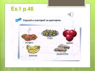 Ex.1 p.48