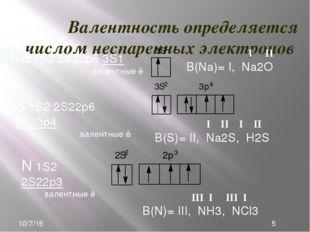 Возбуждённое состояние атомов для элементов побочных подгрупп (d-элементов) F