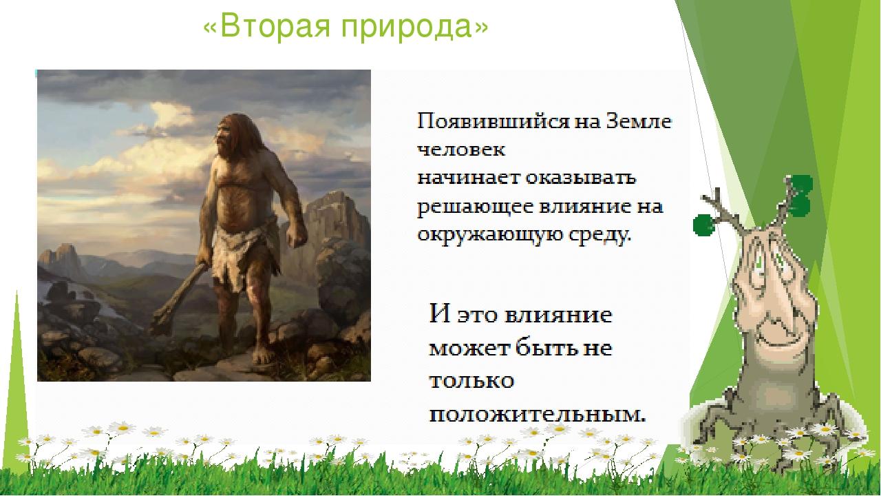 «Вторая природа»