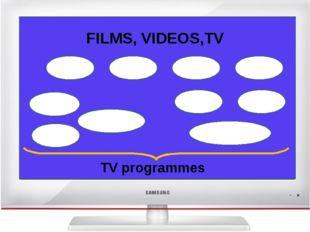 TV programmes FILMS, VIDEOS,TV programme video film sport show music comedy c