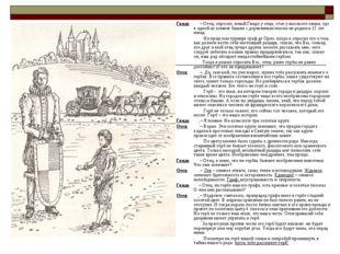 Гвидо – Отец, спросил, юный Гвидо у отца, стоя у высокого замка, где в одной