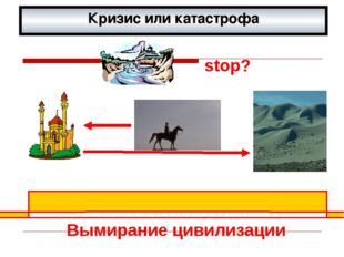 Кризис или катастрофа stop? Средняя Азия Монголы Вымирание цивилизации