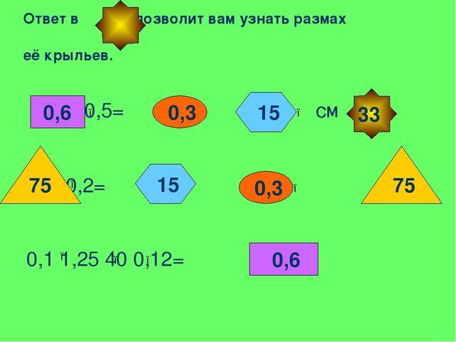 0,5= 2,2= см 0,2= 250= 0,1 1,25 40 0,12= 0,6 0,6 75 75 15 15 0,3 0,3 ● ● ● ●...