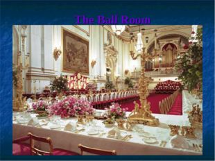 The Ball Room