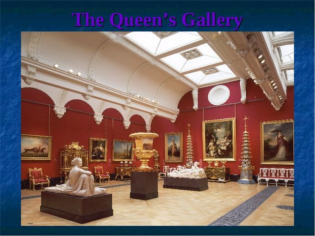 The Queen's Gallery